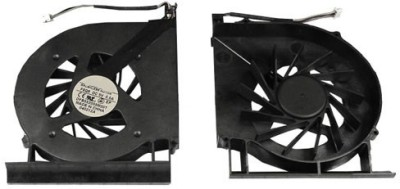 Rega IT COMPAQ PRESARIO CQ61-203TX CQ61-204SF CPU Cooling Fan Cooler(Black)