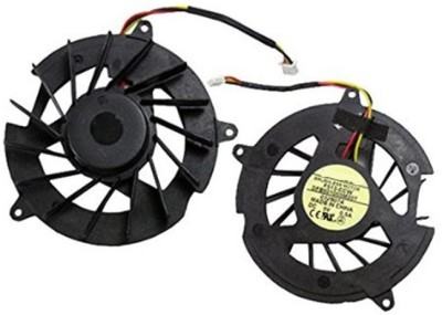 Rega IT COMPAQ PRESARIO V5217TU V5218LA CPU Cooling Fan Cooler(Black) at flipkart