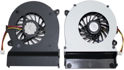 Rega IT HP PAVILION DV3504TX DV3505EA CPU Cooling Fan Cooler(Black)