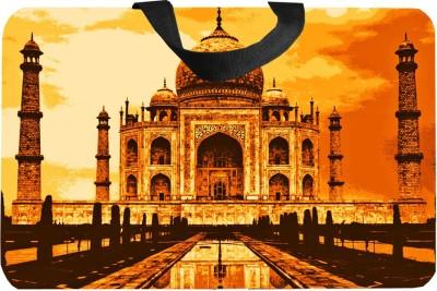 10 Am Taj Cooling Pad(Orange)