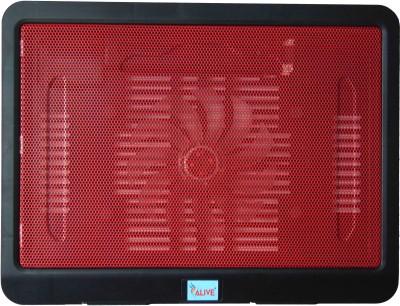 Alive M 119 Cooling Pad(Red, Black)