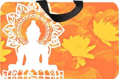10 Am Buddha Cooling Pad(Orange)