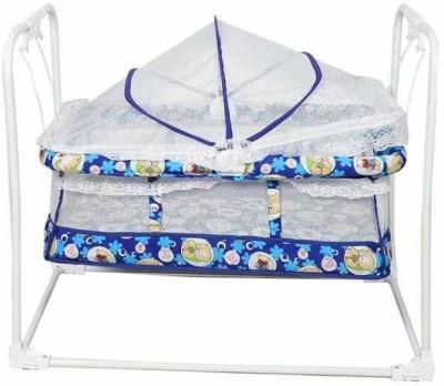 Baby Love Centre Birdie Baby Cradle Bassinet(Blue) at flipkart