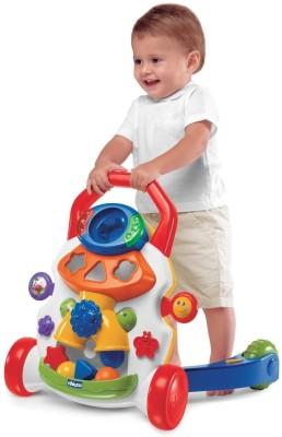 Chicco Baby Step Activity Walker(Multicolor)
