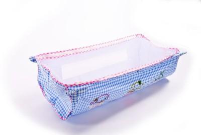 Baby Bucket Cradle Sleep in Cloth (Zoli)(Blue)