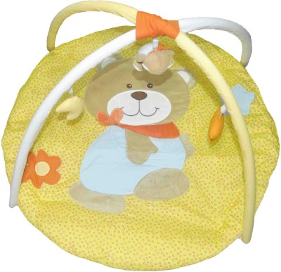 Babysid Collections Super Teddy Play Gym(Multicolor)