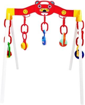 Prro Plastic Baby Gym Set(Multicolor)