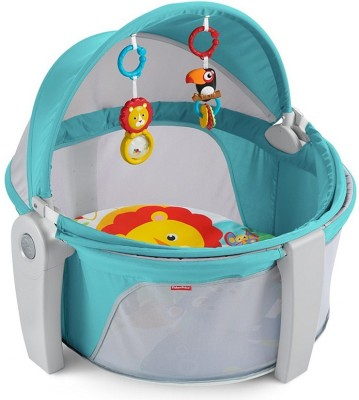 Fisher-Price ON THE GO BABY DOME(Multicolor)  available at flipkart for Rs.3800