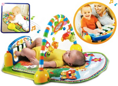 KBNBS Baby Kick and Play Piano Gym Play Mat(Multicolor)