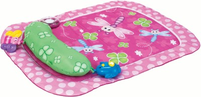 Winfun Baby Girl Playmat(Multicolor)
