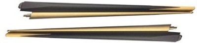 Xerobic BCS530 Set of 2 All In One Two Standard 57 Inch Professional Snooker, Pool Cue Stick(Wooden)