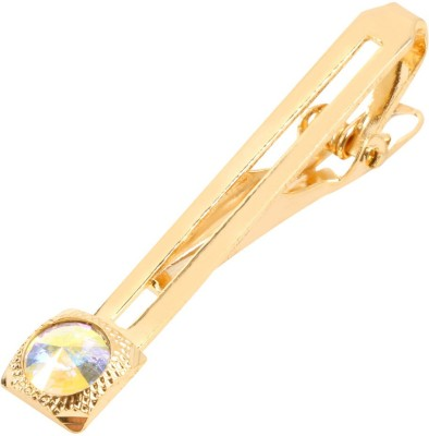 Tripin Brass Tie Pin(Gold)