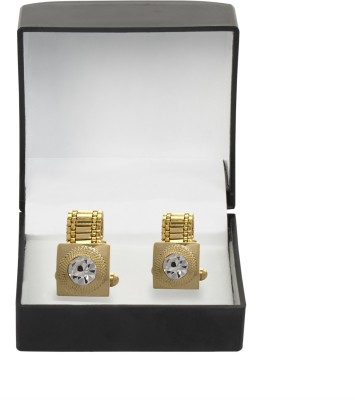 Paranoid Brass Cufflink Set(Gold)