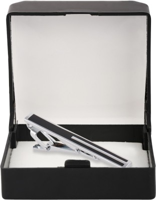 Paranoid Stainless Steel Tie Pin(Black)
