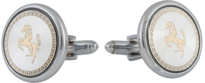 Tripin Brass Cufflink(Multicolor) at flipkart