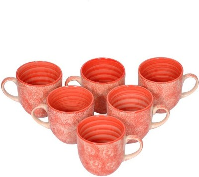 Elite Handicrafts Ehcc084(Red, Pack of 6) at flipkart