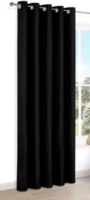 2a04d4bb0ced Achintya Polyester Window Curtain 152 cm (5 ft) Single Curtain(Plain Green)