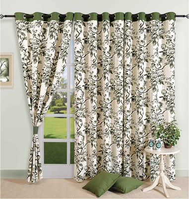 deb177806597 82% OFF on Achintya Polyester Window Curtain 152 cm (5 ft) Single ...