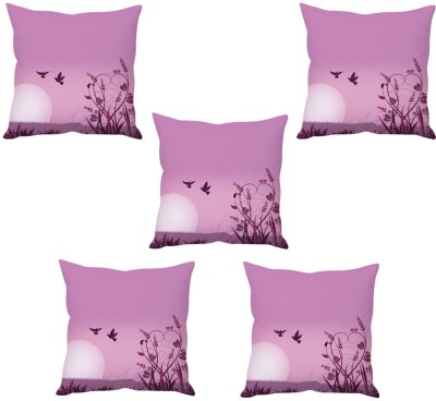 StyBuzz Paisley Cushions Cover(Pack of 5, 40 cm*40 cm, Multicolor) at flipkart