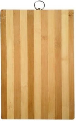 SIDHIVINAYAK ENTERPRISES best cook Wood Cutting Board(Multicolor Pack of 1) at flipkart
