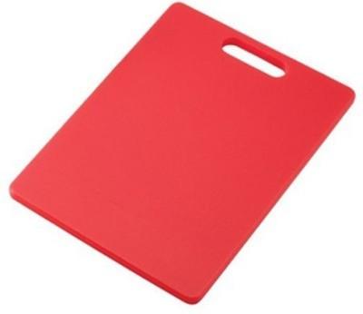 SIDHIVINAYAK ENTERPRISES Plastic Cutting Board(Multicolor Pack of 1) at flipkart