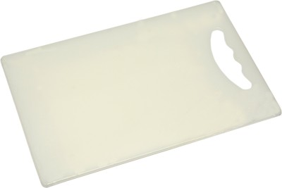 Contact Plastic Cutting Board(White Pack of 1)  available at flipkart for Rs.167