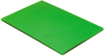 SIDHIVINAYAK ENTERPRISES Plastic Cutting Board(Green Pack of 1) at flipkart