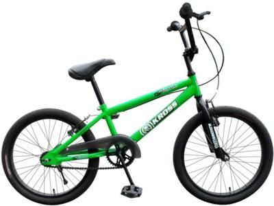 Kross Venom 20 20 T Single Speed Road Cycle(Green)