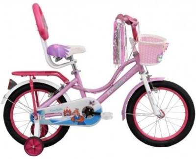BSA CHAMP CINDERLLA 20 INCH Bicycle 16 T Recreation Cycle(Single Speed, Pink)