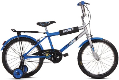 BSA CHAMP ROCKET 20 INCH CYCLE 20 T BMX Cycle(Single Speed, Blue)
