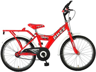 Hero Buzz 20T 20 T Single Speed Road Cycle(Red)