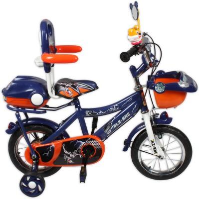 HLX-NMC Kids Bicycle 12 Car-X Blue/Orange 12 T Single Speed Recreation Cycle(Blue, Orange)