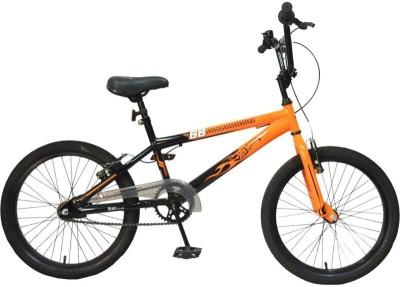 Kross Hot Wheel 20 T Single Speed Recreation Cycle(Multicolor)
