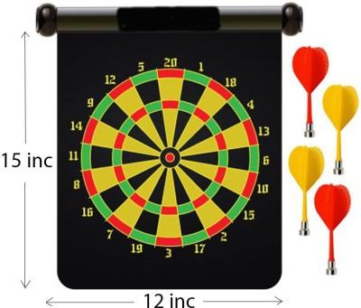 Always Sporty magnetic dart Soft Tip Dart(Black, Pack of1)