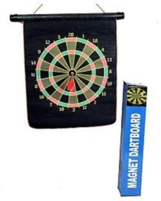 BES Magnatic Dart Board Soft Tip Dart(Black, Pack of1)