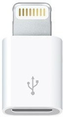 Tapawire Lightning 8 Pin to Micro USB Converter/Sync Charge Iphone 5 Ipad Mini 4 Apple USB Cable(White)  available at flipkart for Rs.167