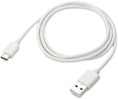 Desi Kalakaar Premium Quality USb Charging For S plus USB Type C Cable(Compatible with All Phones With Type C port, White, Sync and Charge Cable) at flipkart