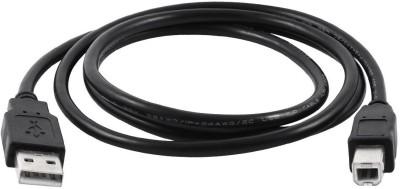 Smart Pro USB 2.0 Printer Cable, 3 Meter USB Cable(Black)
