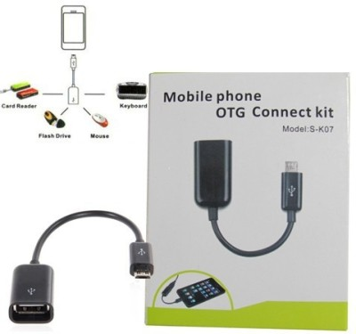 Voltegic ™ Fast Data™ Connect Kit(Set of 2) USB Cable(Black) Flipkart