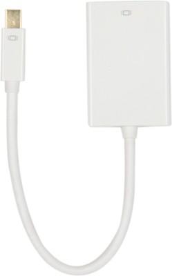 Ultraprolink MP351 MINI DP   VGA Convertor for Macbooks Video Cable Compatible with Macbook, White