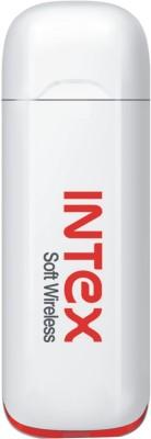 Intex Soft Wireless 21.6SWM Data Card(White)