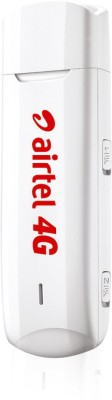 Airtel E3372h-607 Data Card(White)