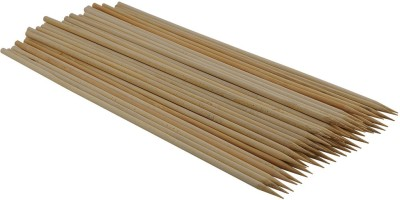 Pin to Pen tandoor Wooden Sticks Thick(12 inch, Pack of 20)  available at flipkart for Rs.155