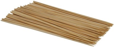 Pin to Pen tandoor Wooden Sticks Thin(8 inch, Pack of 50)  available at flipkart for Rs.135