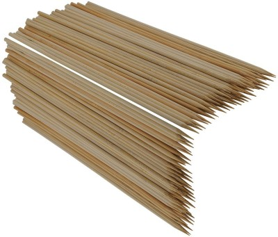 Pin to Pen tandoor Wooden Sticks Thick(12 inch, Pack of 40)  available at flipkart for Rs.145
