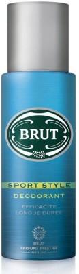 Brut Sport Style Deodorant Spray  -  For Men(199 ml)
