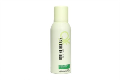 Benetton United Dreams Live Free Deodorant For Women - 150 ml
