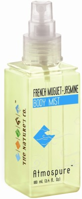 the nature's co jasmine french body mist