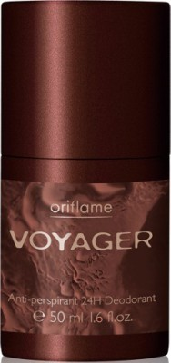 Oriflame Sweden Voyager Anti-perspirant 24H Deodorant Deodorant Roll-on  -  For Men(50 ml)  available at flipkart for Rs.144