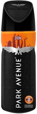 Park Avenue Zion Deodorant Spray  -  For Men(130 ml)